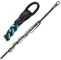 Picture of Fast Rope w/Amsteel Blue Loop Eye (A.B.L.E.) Termination and Fast Rope Insertion/Extraction System (F.R.I.E.S.) Loops